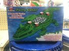 Go Pong Party Gator Pool Float Brand New