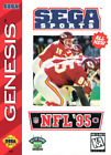 NFL 95 Football - Sega Genesis video game CARTRIDGE ONLY