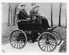 1897 Oldsmobile 1st Automobile Press Photo and Release 0001