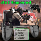 Phone Game Controller Joystick Trigger Gamepad Holder Fire For PUBG Android IOS