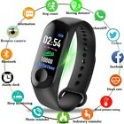Sport Fitness Waterproof Smartwatch Blood Pressure Heart Rate Monitor for unisex