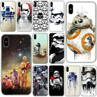 STAR WARS STORMTROOPER Hard Phone Cover Case for iPhone XS Max XR X 8 7 6 Plus $1.99 USD on eBay