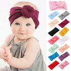 Внешний вид - Cute Kids Baby Girl Toddler Turban Knot Headband Hair Band Headwear Accessories