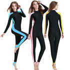 Full Body Sport Rash Guard Dive Skin Suit for Swimming Snorkeling Diving Surfing