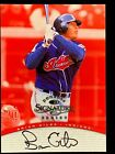 1997 Donruss Signature Series Authentic Autographed Baseball Card Pick Your Card