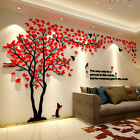 3d Large Tree Wall Sticker Arcylic Room Decal Mural Diy Home Room Decor Art
