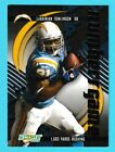 2003 Score Numbers Game LaDainian Tomlinson Cargers #NG-12 1296/1683 (KCR)