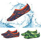 Outdoor Beach Water Shoes Non-slip Snorkeling Shoes For Unisex  Green Orange Hot