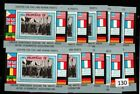 ++ 10X PHILIPPINES - MNH - KENNEDY - FAMOUS PEOPLE - LAGS