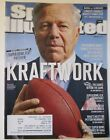 ROBERT KRAFT SPORTS ILLUSTRATED SI NEW ENGLAND PATIOTS 2012 SUPER BOWL PREVIEW