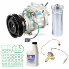 For Acura 3.0CL 1997 1998 1999 OEM AC Compressor w/ A/C Repair Kit DAC
