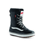 2019 Vans Standard Mens Black/White Snow Boots