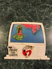 Vintage 1984 Ghostbusters ECTO-1 Car Part Back Door / Tailgate Replacement Part