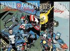 3 pc lot: Punisher / Cap America: Blood & Glory #1 2 3 (Marvel) New UNREAD NM