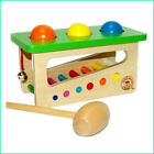 Ping Pong Table Wooden Sound Knocks Beat Balls Montessori Educational Toy