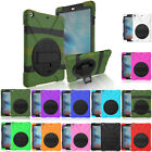 Shockproof Heavy Duty Rubber With Hard Stand Bracket Case For iPad Air 1/2 Pro11