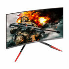 VIOTEK GN32DR 32-inch Curved Pro Gaming Monitor with Rage-Proof Adjustable Stand
