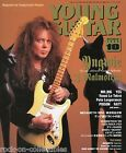 Young Guitar Magazine October 1999 Japan Yngwie Malmsteen Mr. Big TNT