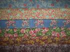 ROSES flower FLORAL spring BTY Cotton quilt FABRIC U-Pick See LISTING for INFO, used for sale  Spokane