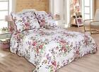 ALL FOR YOU Reversible Bedspread, Coverlet,Quilt  *41* Followers white BG image