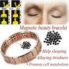 Unisex Stainless Strong Magnetic Therapy Bracelet Bio Healing Arthritis Bangle