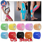 Kinesiology Muscle Tape Health Sports Outdoors Waterproof Care Elastic Physio US $8.33 USD on eBay