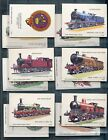 ANGLO - RAILWAY TRAINS & CRESTS, SPACE - PICK YOUR CARD - TRADE CARDS