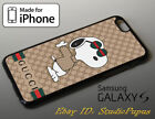 LUXURY iPhone X XS Max XR !19Gucci49MK Snoopy Samsung Galaxy S8 S9 S10 Case