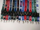Football Breakaway Lanyard Keychain TEAM COLORs $5.99 USD on eBay