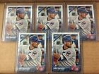 (5) 2015 Topps Kris Bryan 3B Series Two 616 Chicago Cubs 5 Cards Lot