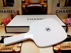 Chanel☾VIP Gift☽Makeup Mirror Large Size Glossy☾White☽BOX  ♡13% OUT ♡