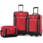 "American Tourister Fieldbrook XLT 3 Piece Luggage Set (21"" & 25"") - Choose Color <br/> Choose Color - Authorized Dealer with USA Warranty"