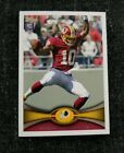 2012 Topps Robert Griffin III Leaping Red Jersey Short Print Rookie #340
