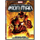 Invincible Iron Man (DVD, 2007, Widescreen) - Like New (Watched Once)