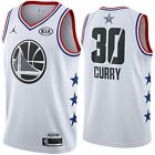 Steph Curry 2019 NBA All Star Jersey White