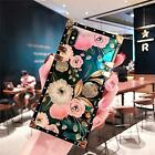 "Compatible for I Phone Xs Max 6.5"" Case Babe Mall Premium Flower Retro Color B"