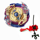Beyblade Burst Fight GOLD-B97 Nightmare Longinus Luinor With Launcher Grip