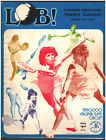 1974 The  CUB Tennis Classic Tennis Program