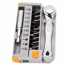 Home Use 12Pcs Ratchet Screwdriver Set Hand Tools Kit Conveniently