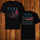 NEW HOT Disturbed and Three Days Grace 2019 Tour dates T-shirt 2 SIDE  S - 5XL