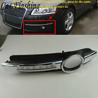 2x White LED DRL Driving Daytime Running Day Fog Lamp For Audi A6 C6 2005-2008