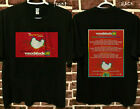 HOT RARE Woodstock Music And Art Fair 2019 Watkins Glen, Ny T Shirt Black S-2XL image
