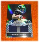 2010 BOWMAN BLACK REFRACTOR DUAL JERSEY MARDY GILYARD RAMS ROOKIE 7/50 #BSRDR-MG
