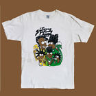 VINTAGE RARE 90's Reggae The Simpsons Go Funky T Shirt SIZE S-2XL REPRINT