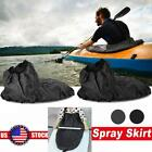 Universal Adjustable Kayak Spray Skirt Cover Nylon Waterproof Water Sports Gear