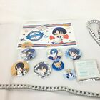 Uta No Prince Sama Masato Pouch Strap Can badge vinyl case Japan anime manga TD4