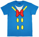 Disney Donald Duck Shirt Men's I Am Donald Costume Adult Licensed T-Shirt