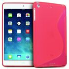 Fosmon Lightweight Durable Slim Tough TPU S Case Cover for Apple iPad Mini 1 2 3