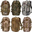 New 40L Molle Outdoor Military Tactical Bag Camping Hiking Trekking Backpack USA