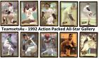 1992 Action Packed All-Star Gallery Baseball Set * Pick Your Team * See Checklst on Ebay